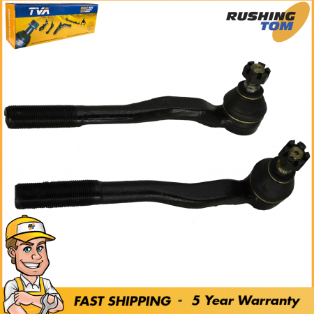 6-02 4Runner Toyota 2 Steering Outer Tie Rod End Left Right Pair ES3547 ES3548