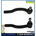 Left Right 2 Outer Tie Rod fits 2004-2008 2009 2010 2011 Toyota Camry