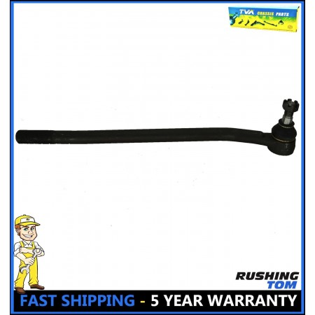 Front Driver Side Outer Heavy Duty Steering Tie Rod End For Ford F-100 73-79