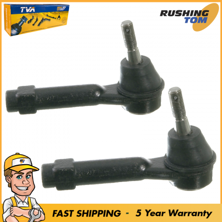 2 Outer Left & Right Tie Rod fits Cavalier Sunfire 5 Year Warranty