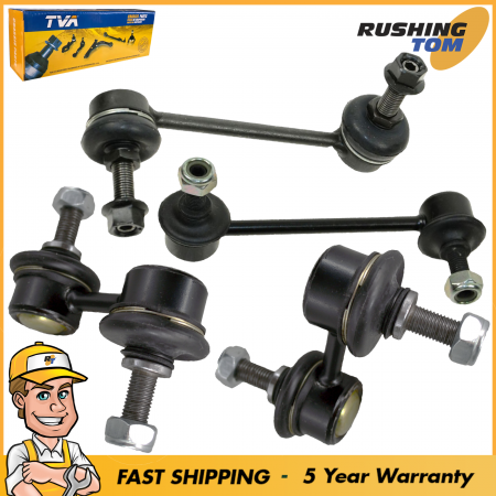 4Pc Kit Front & Rear Sway Bar Link for Honda CR-V with 5 Year Warranty