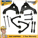 10pc Complete Suspension Kit for Chevrolet Silverado 1500 GMC Sierra 1500 2WD